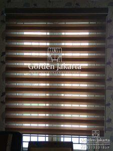 zebra blinds untuk tirai modern masa kini