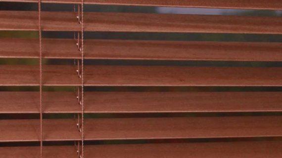 Bamboo Blinds Atau Tirai Bambu Yang Menarik