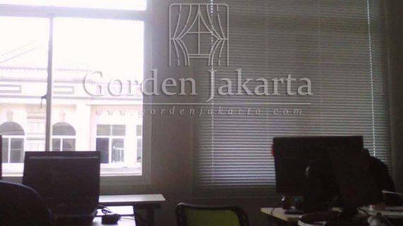 Jual Venetian Blinds Deluxe Slatting Di Jakarta Custom