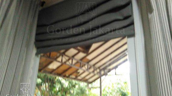 Jual Roman Shade Jakarta Dengan Harga Per Meter