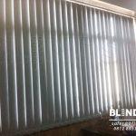 Pesanan Vertical Blinds Blackout Series 6046 Klien Di Tanjung Priok