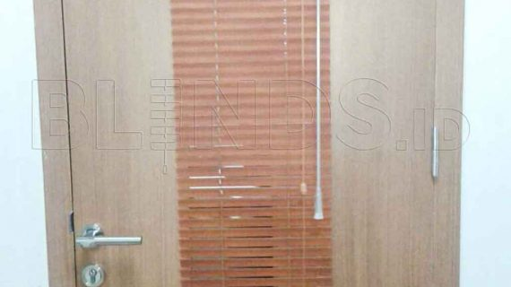 Venetian Blinds Wood Motive Slatting Cipete