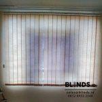 Harga Vertical Blinds Semi Blackout Grey Di Jakarta Utara