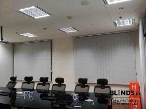 Tirai Kantor Blackout Sp. 6045-3 Grey Jakarta Selatan Q3705