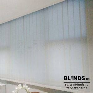 Harga Vertical Blinds Dimout Sp.8010-6 Grey Di Fatmawati Q3817