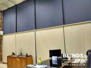 Roller Blinds Superior Dimout Sp 202-1 Beige Di Cilangkap Q3724