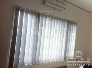 Vertical Blinds Blackout Sp.6045- 3 Grey Sharp Point Q3301