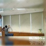 Tirai Roller Blinds Blackout Superior Di Menara Prima