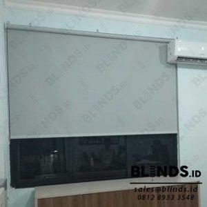 Jual Roller Blinds Online Superior Dimout Sp.707-5 light grey Q3992