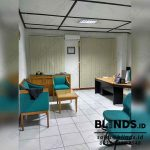 Series 8008 Vertical Blinds Dimout Kebagusan
