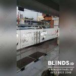Sticker Kaca Film Tipe Invinity Lebak Bulus Jakarta Selatan