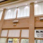 Vertical Blinds Off White Pasang Di Jalan Juanda Jakarta Pusat