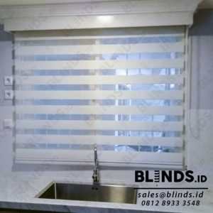 Jual Zebra Blinds Dimout Sp.Z88-1 Cream Di Mampang id3938
