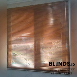 venetian blinds sharp point wood motive slatting sp.942 w di Cipete id3975