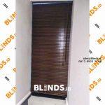 Pesan Wooden Blinds Tropical Hard Wood Di MT Haryono