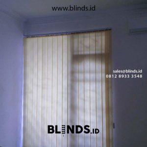 Harga Vertical Blinds Bahan Dimout Per Meter Di Cipinang id4256