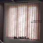 Tirai Menarik Vertical Blinds Semi Blackout Di Jatimulya Tambun Bekasi
