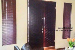 venetian blinds deluxe slatting untuk jendela cantik di Petukangan id4306