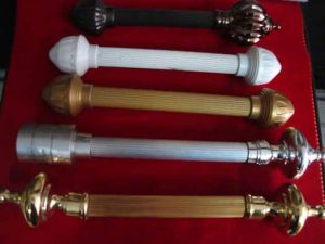 batang gorden dengan berbagai model dan bahan