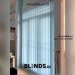 Tirai Vertical Gorden Untuk Kantor Di Pondok Ranji Bintaro Sektor 5