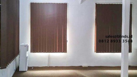 Gorden Untuk Kantor Vertical Di Kelurahan Raya Komplek Duren Sawit