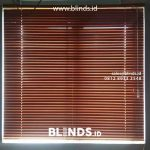 Venetian Blinds Sharp Point Apartemen Kebagusan City Pasar Minggu