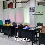 Gorden Kantor Tarik Pasang Di Gedung PLN Duren Tiga Jakarta Selatan