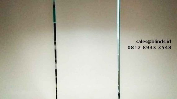 Referensi Contoh Roller Blind Sharp Point Di Menara Multimedia Kebon Sirih