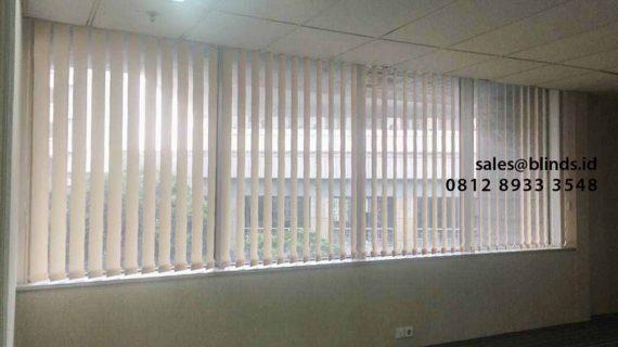 Referensi Contoh Tirai Jendela Kantor Walikota Jakarta Barat