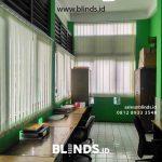 Dapatkan Harga Vertical Blind Merk Sharp Point Di Cipulir Kebayoran Lama