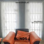 Harga Gorden Kantor Vertical Blind Di Jatinegara Baru Jakarta Timur