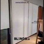 Roller Blind Dimout Sharp Point Project Di Ragunan Pasar Minggu