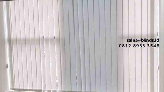 Ide Model Gorden Untuk Kantor Wisma Nugra Santana Jakarta Pusat