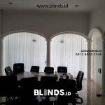 Model Gorden Blinds Kantor Di Lembang Menteng Jakarta Pusat