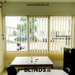 Vertical Blind Sharp Point Murah Kawasan Japanes Smes Center Cikarang