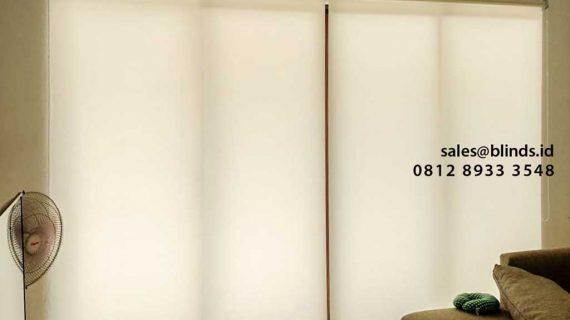 Cek Harga Roller Blinds Dimout Di Perumahan Jakarta Garden City Cakung