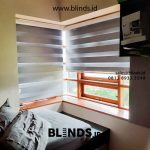 Jual  Zebra Blinds Blackout Di Kemang Utara Jakarta Selatan