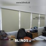 Cara Tepat Mendekor Ruangan Dengan Roller Blinds Semi Blackout