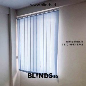 Vertical Blinds Sp 5448 -12 Blue id5139