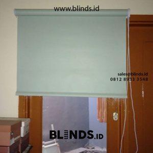 112+ Portfolio Roller Blinds Sp 6045-4 Green Paling Banyak diPilih id4985