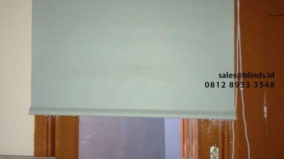 112+ Portfolio Roller Blinds Sp 6045-4 Green Paling Banyak diPilih