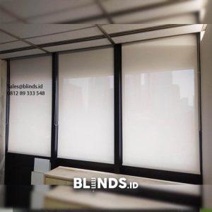 36+ Portofolio Roller Blinds Sp 2600-2 White Tirai Modern id5726