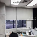 44+ Portofolio Tirai Jendela Roller Blinds Sp 2600-10 Green + Cream