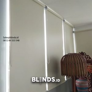 77+ Portofolio Roller Blinds Sp 6077-2 Coconut id4076