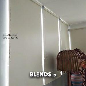77+ Portofolio Roller Blinds Sp 6077-2 Coconut id4076