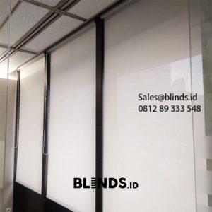 Jual Roller Blinds Solar Screen Sp 2600-2 white Plaza Kuningan Setiabudi Jakarta id5726