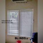 Venetian Blinds Aluminium Sp 011 Putih Pasang Puri Beta Larangan Tangerang