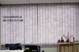 Harga Vertical Blinds Sesuai Bahan & Series ID6211