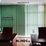 Jual Vertical Blinds Blackout Sp 6045-4 Green TB Simatupang Pasar Minggu Jakarta
