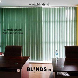 Jual Vertical Blinds Blackout Sp 6045-4 Green TB Simatupang Pasar Minggu Jakarta Id5990
